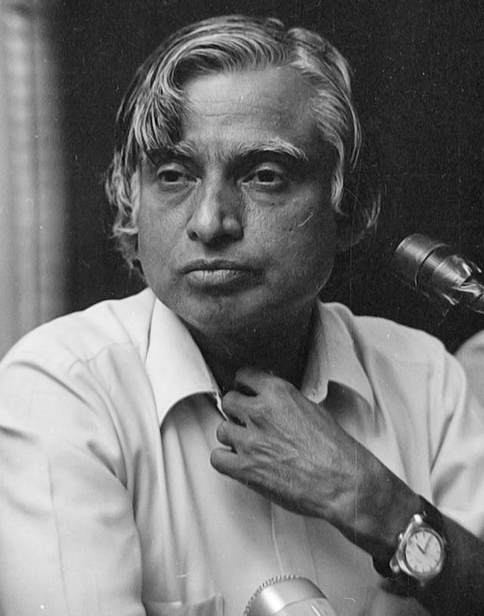 One of Indias best known scientists, Kalam was full of