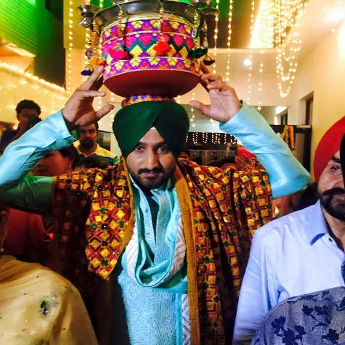 Harbhajan Singh & Geeta Basra wedding: See pictures of Bhajji's