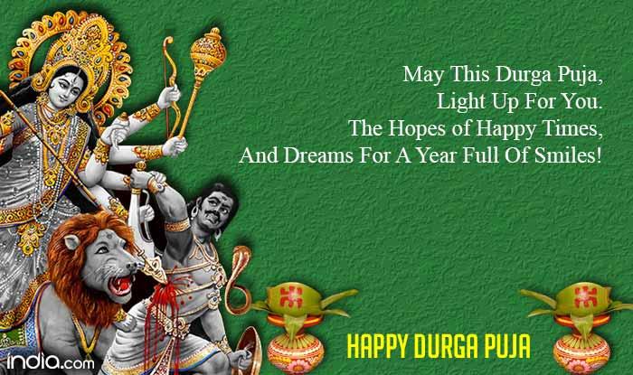 Happy durga ashtami wishes 20 best whatsapp status facebook happy durga puja 13 m4hsunfo