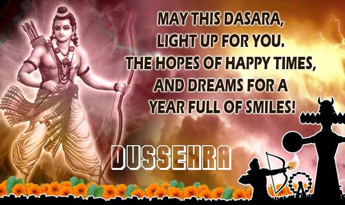 Happy Dussehra Wishes: 20 Best WhatsApp Status, Facebook Messages