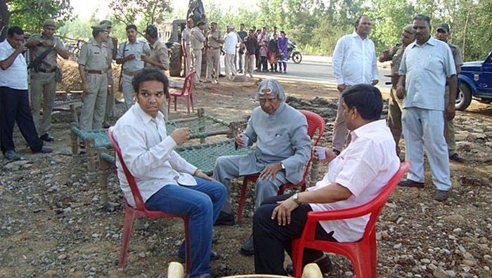 Kalam,Dr. APJ Abdul Kalam Most Rare Pic while Operating Computer,Formar Precident Dr. APJ Abdul Kalam Having Tea