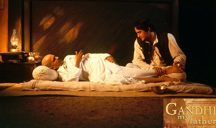 mahatma gandhi and indian cinema