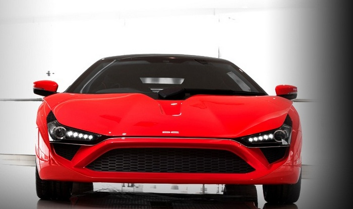 First Look Dc Avanti India S First Sports Car Priced At Rs 35 93