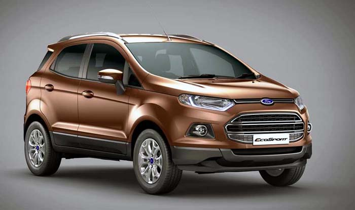 Ecco Sport Car Price In India