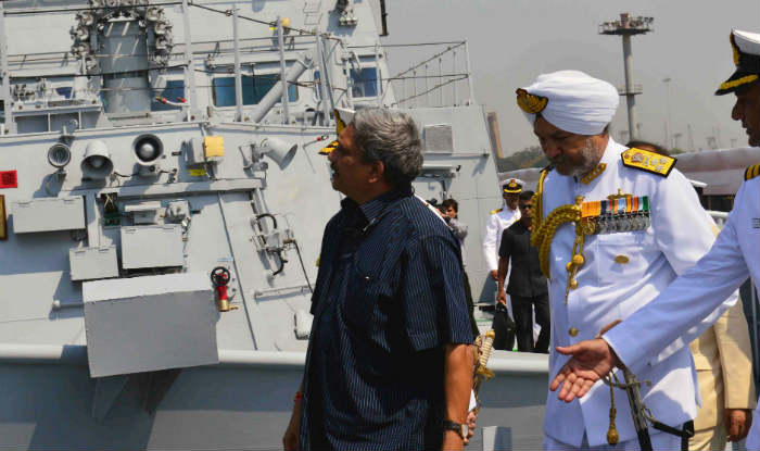 Ins Kochi Commissioned Here Is What You Need To Know About Destroyers India Com