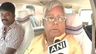 Lalu Prasad Yadav calls BJP president Amit Shah 'Narbhakshi'