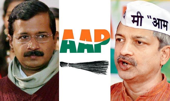 AAP disbands Maharashtra unit; Mayank Gandhi says Arvind Kejriwal destroying party