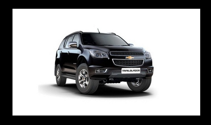 Chevrolet Trailblazer Launched In India At Rs 264 Lakh Book On