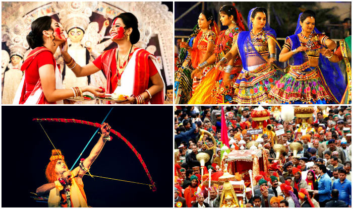 Dussehra Celebrations all over the Country