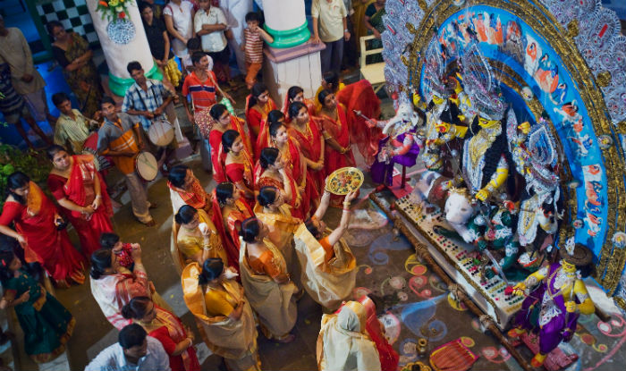Image result for durga ashtami samagri puja