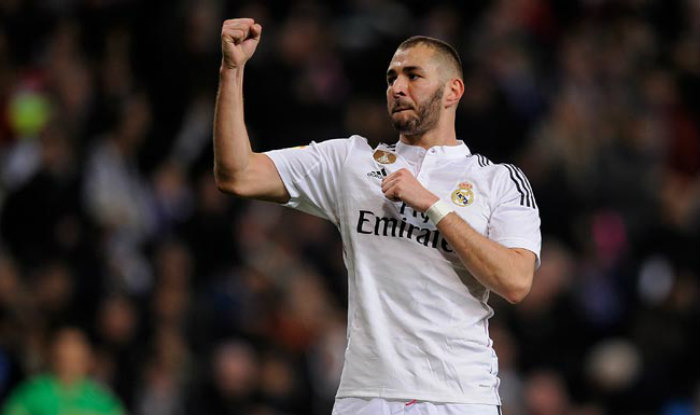 Karim Benzema Scores Brace as Real Madrid Dispatch Girona to Reach Copa Del Rey Semifinals | WATCH VIDEO