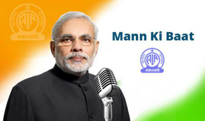 Image result for Pm Modi mann ki baat