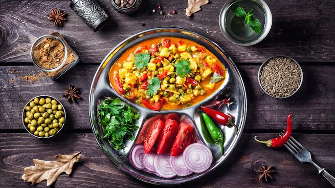 Indian Food Devon Street
