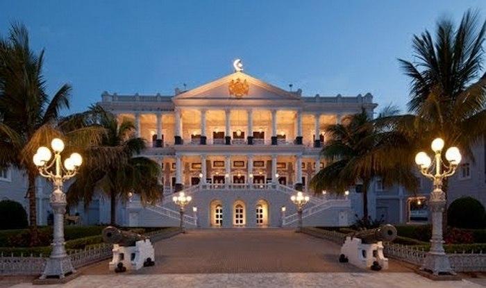 Arpita Khan Sharmas Wedding Venue Taj Falaknuma Palace Declared Best Palace Hotel In The World