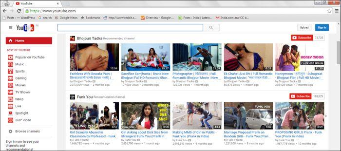 Youtube Porn Website