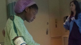 Supermom gives college exam prior to three minutes before delivery (Watch video)