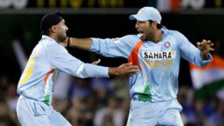 Harbhajan Singh, Yuvraj Singh troll Salman Khan - Watch full Video