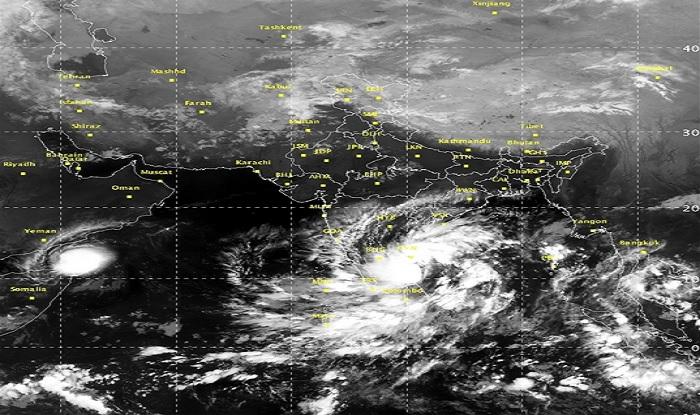 cyclone to hit tamil nadu puducherry imd issues alert warning