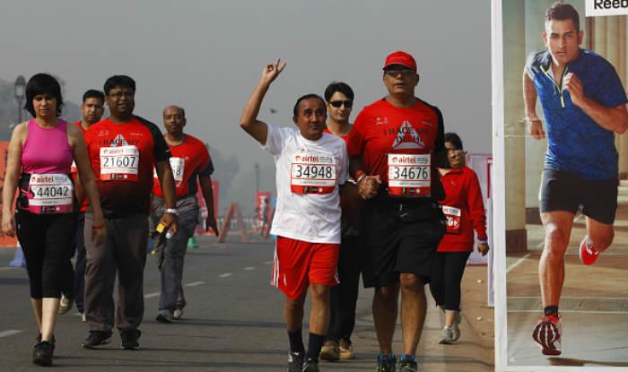 Delhi Half Marathon: 34,000 enthusiasts run for a healthy life