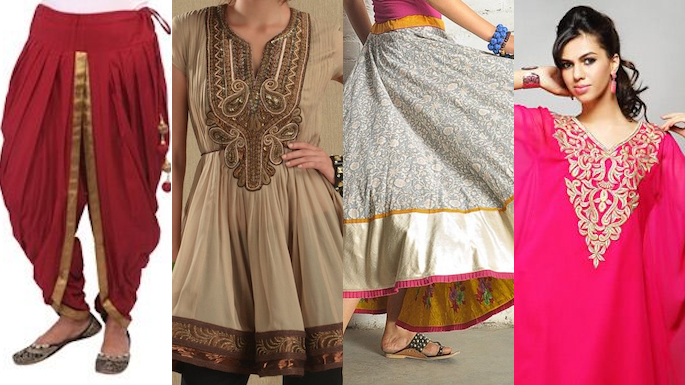4 Indo Western Outfits To Wear This Diwali