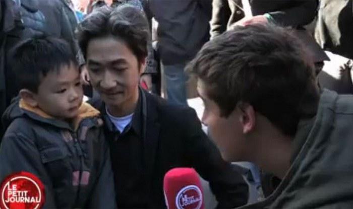 Father-Son-conversation at Bataclan Paris attacks