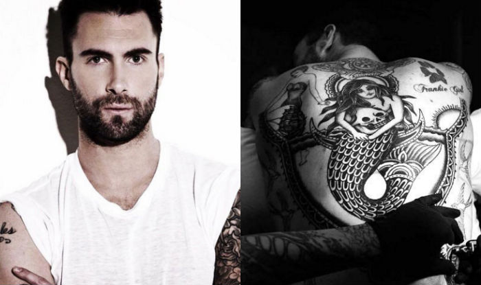 maroon 5 singer adam levine unveils new india