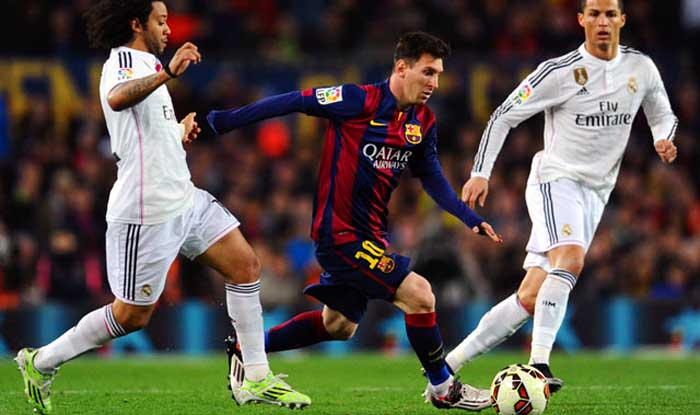 El Clasico Real Madrid vs Barcelona: Watch Lionel Messi score 21 goals against their rivals