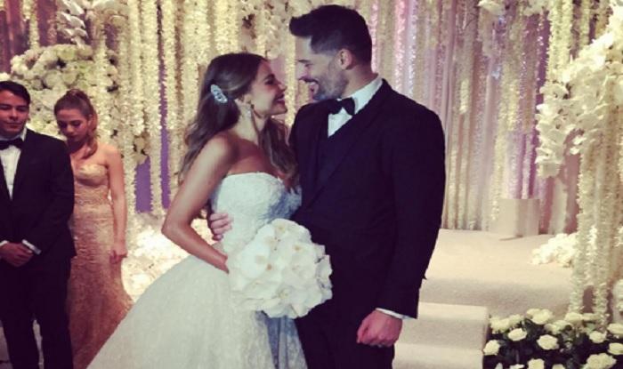 Sofia Vergara, Joe Manganiello get married