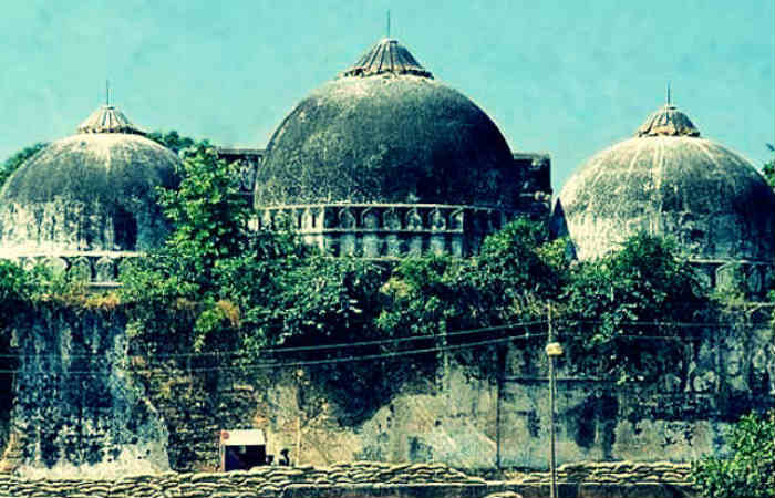 Vhp Bajrang Dal Affirm To Build Ram Temple In Ayodhya On