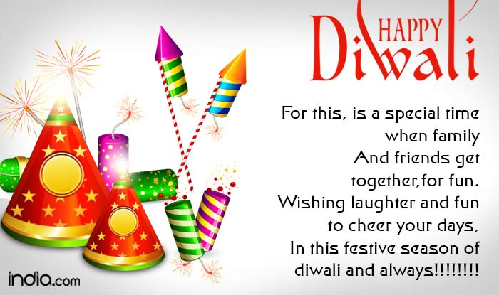 Diwali 2015 greeting cards best deepavali greetings to wish happy wishing laughter and fun to cheer your days in this festive season of diwali and always happy deepavali m4hsunfo