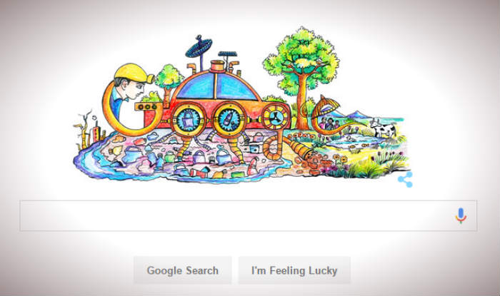 Doodle 4 Google India Creating Something For India Winner S