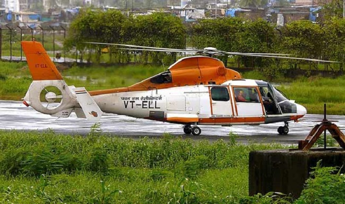 how to become a helicopter pilot in india