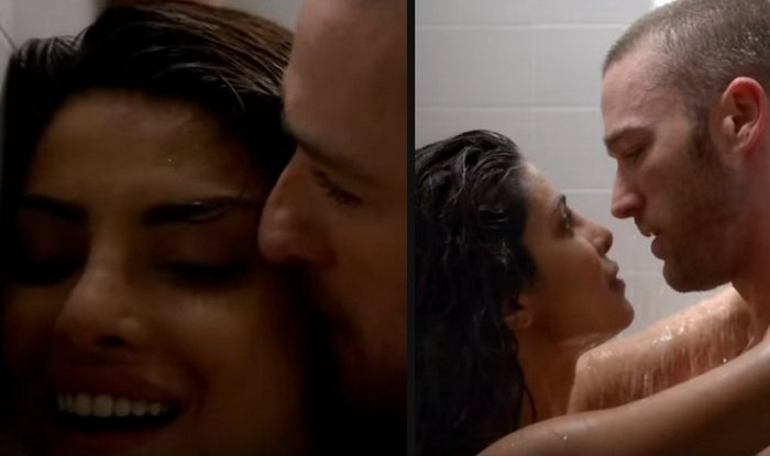 priyanka chopra shower sex scene in Quantico 3
