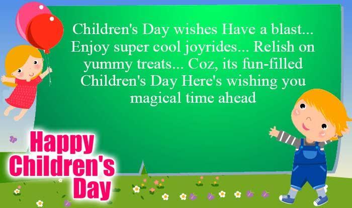 Happy Children S Day Quotes Wishes Best Bal Divas Wishes