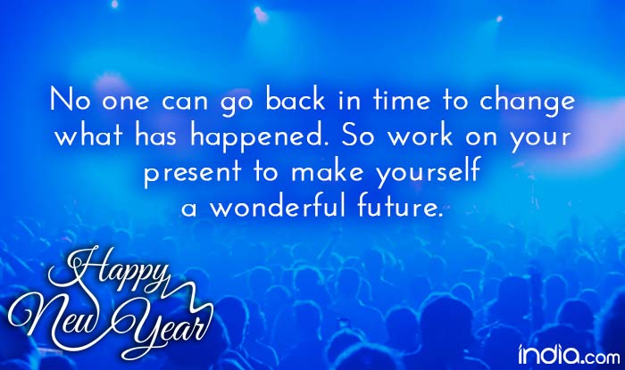 Happy New Year 40 Best New Year Wishes SMS Facebook Status Impressive Happy New Year Quotes For Her