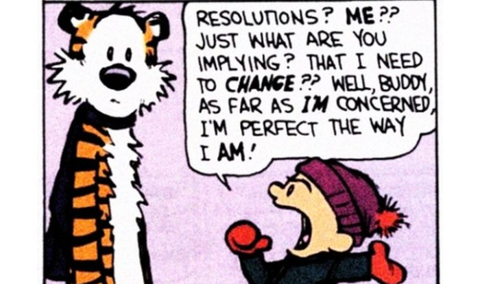 2daysto2016 9 funny new year resolutions every office goer must