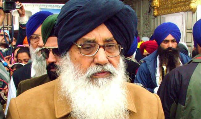 Ready to make any sacrifice for peace, amity in Punjab: Prakash Singh Badal