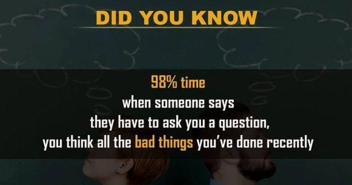 Unique facts about people