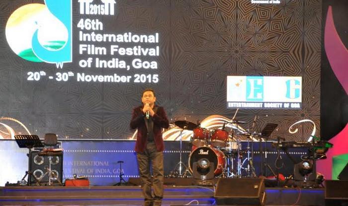 A R Rahman at IFFI 2015