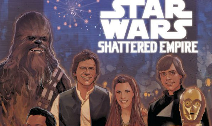 Star Wars The Force Awakens: Backstory of Shattered Empire ...