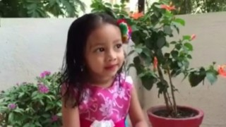 Wow! Little girl answers all questions that even adults don't know (Watch Video)