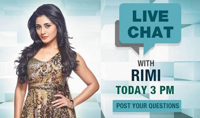Bigg Boss 9: Rimi Sen live chat at 3 pm on Colors website
