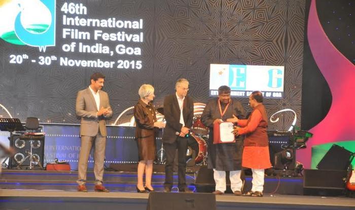 Unesco-Fellini Medal Cinemawala