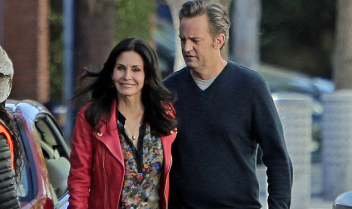 Courteney Cox, Matthew Perry dating? - India.com