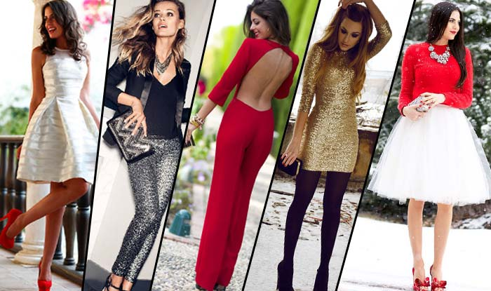 #21DaysTo2016: Outfit Ideas to look glamorous for Christmas and New Year  party - 21DaysTo2016: Outfit Ideas To Look Glamorous For Christmas And New