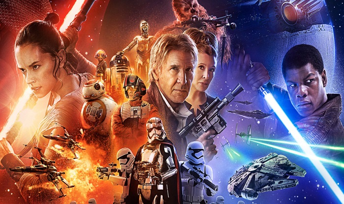 the plot theme symbols and foreshadowing in star wars episode 7 the force awakens