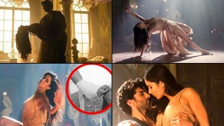 Katrina Kaif performs jaw-dropping dance moves for Fitoor song Pashmina inspite of injury!