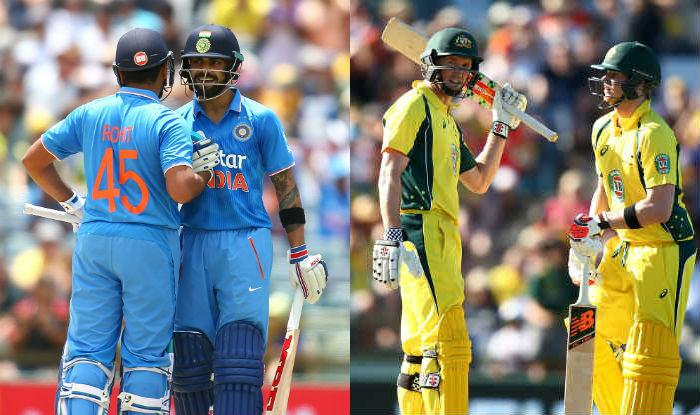 India Vs Australia 2016 Statistical