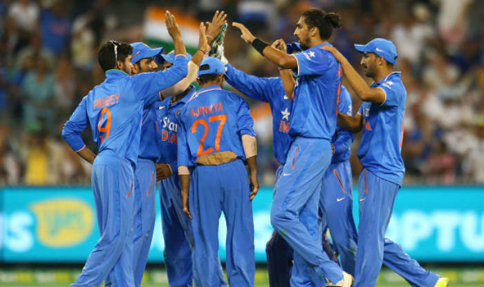 India Vs Australia 4th Odi 2016 Live Scorecard And Ball By Ball