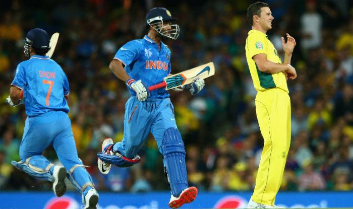 India Vs Australia 1st Odi Live Scorecard And Ball By Ball